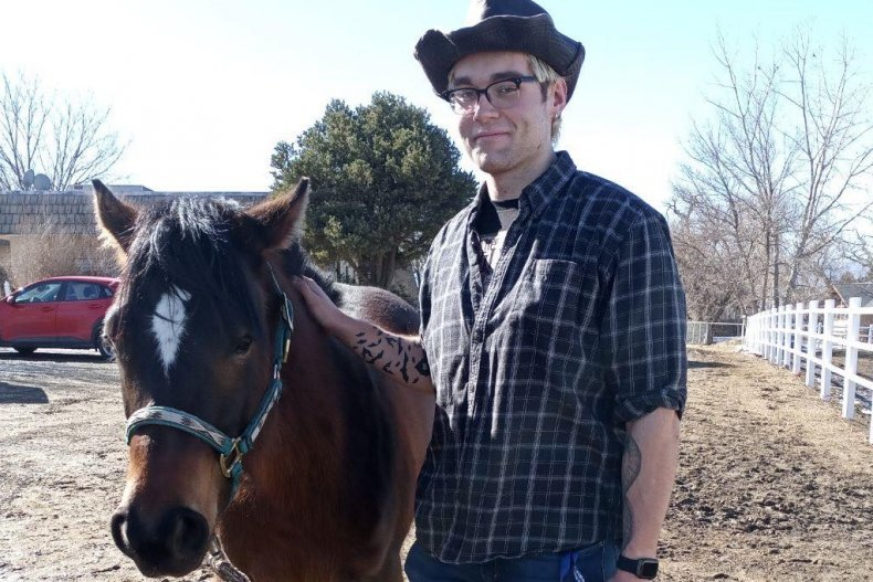 Boulder shooting survivor Logan Smith
