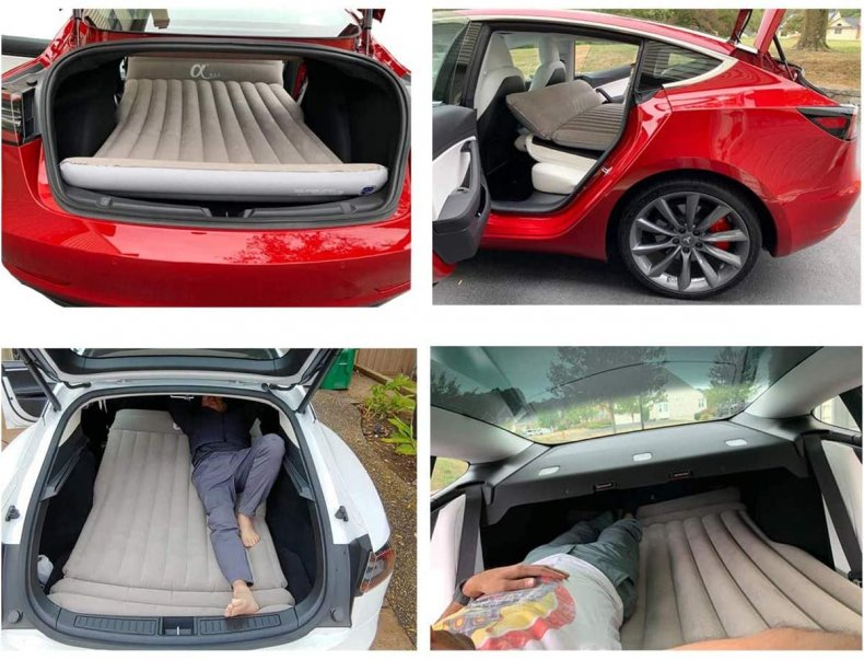Topfit air mattress