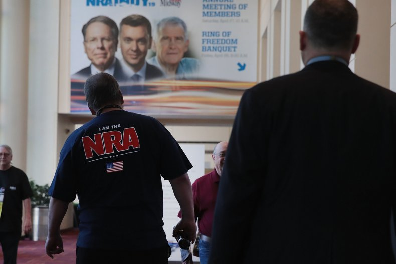 NRA annual meeting 2019