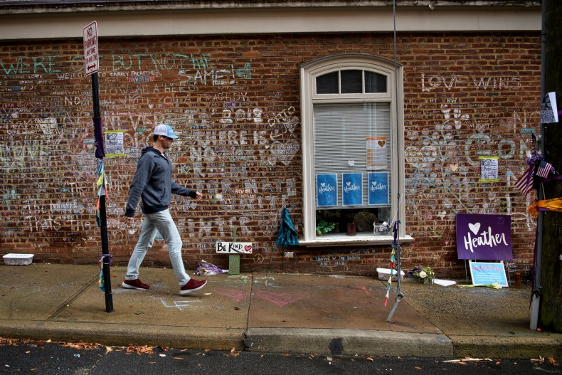 Nikuyah Walker Charlottesville mayor Facebook rapist Virginia