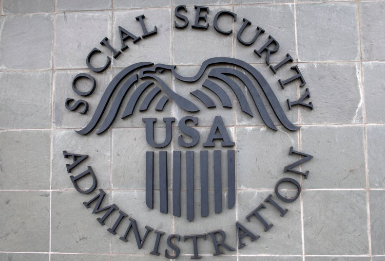 Social Security Administration logo California 2020