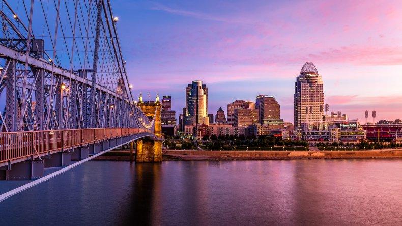 AR Cincinnati Ohio