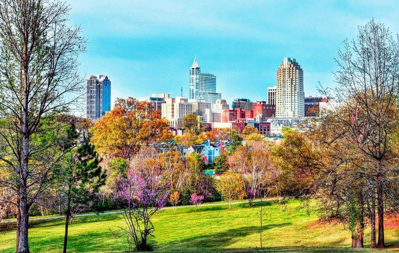 AR Raleigh North Carolina