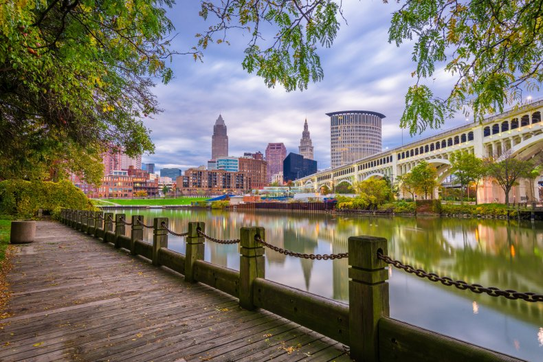 AR Cleveland Ohio