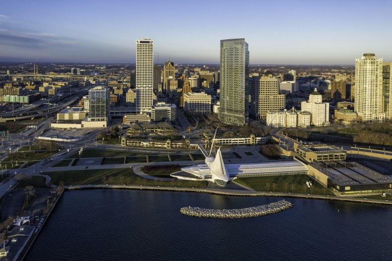 AR Milwaukee Wisconsin