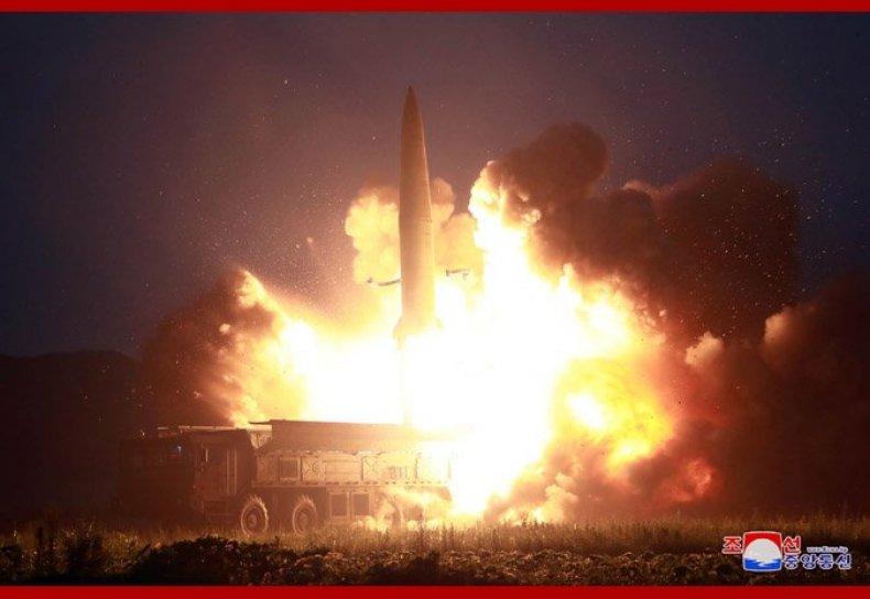 north, korea, missile, test, august, 2019