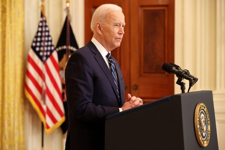 Joe Biden solo presser 3/25/2021