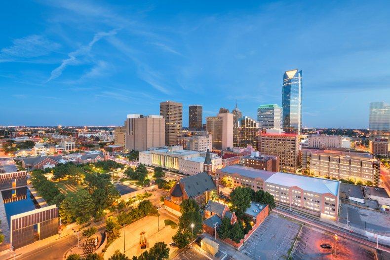 AR Oklahoma City