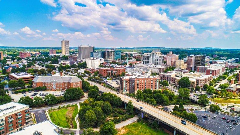 AR Greenville South Carolina