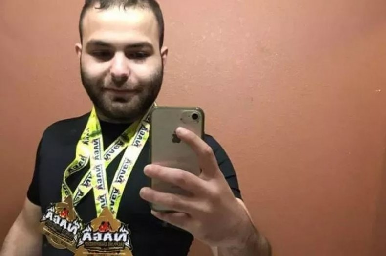 Ahmad Alissa was moved according to authorities