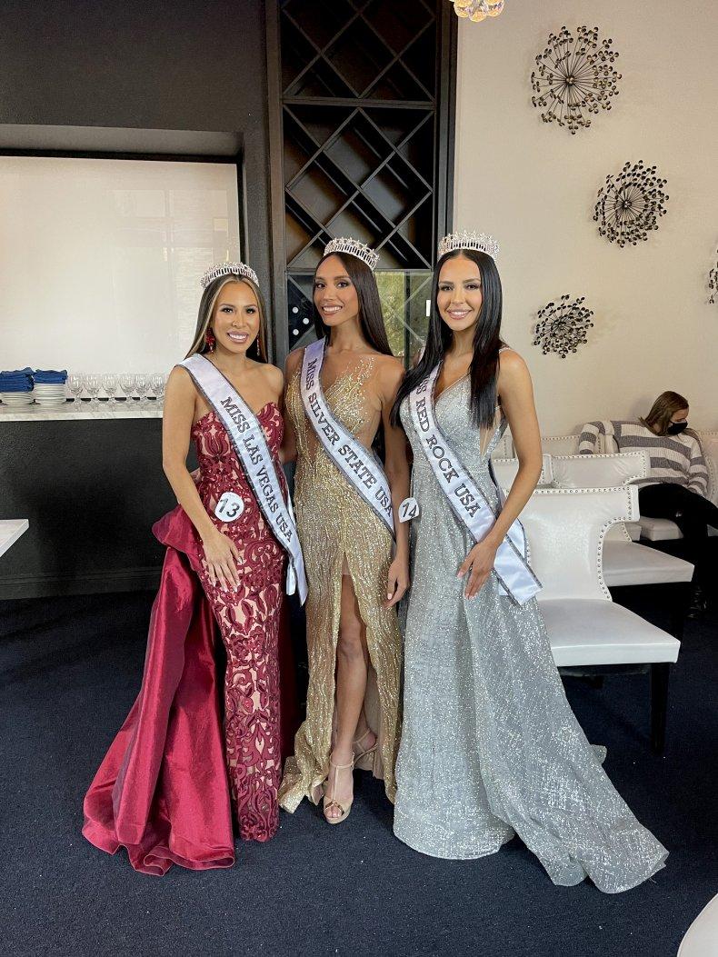 transgender, beauty pageant, women