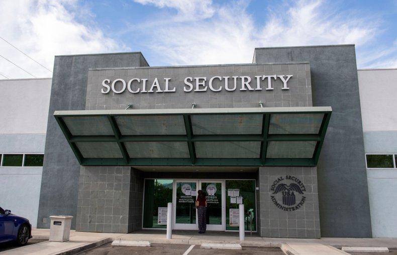 Social Security office California 2020