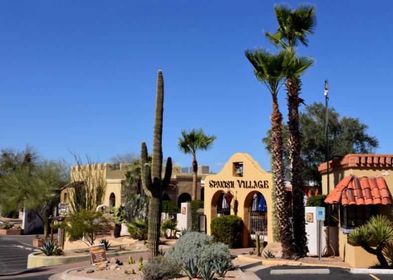 #49. Carefree, Arizona