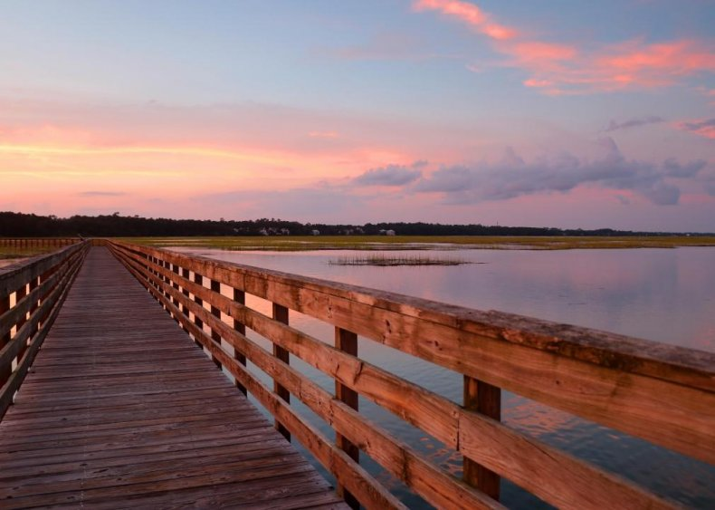 #25. Murrells Inlet, South Carolina