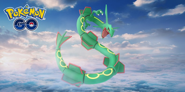 pokemon go rayquaza raid counters