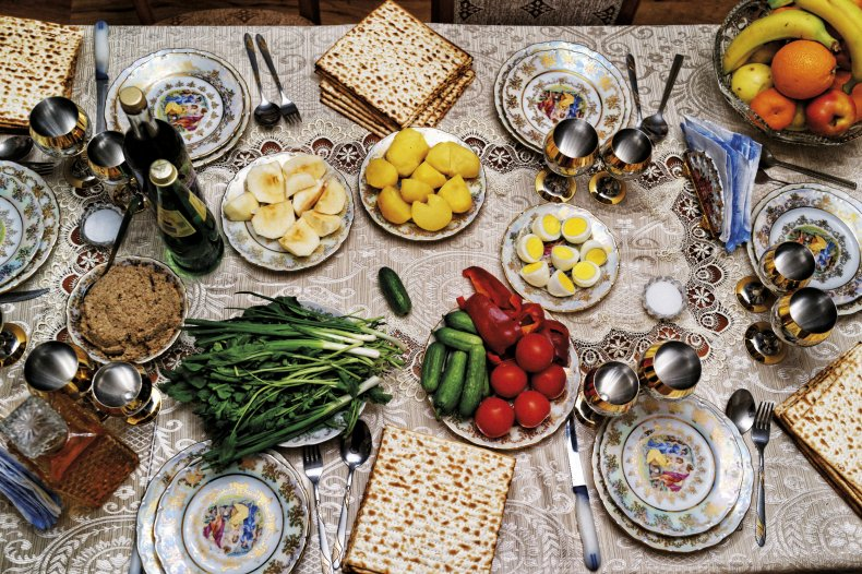 what do you say on passover wishes