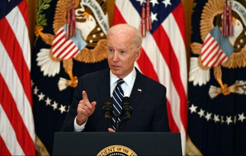 President Joe Biden First Press Conference