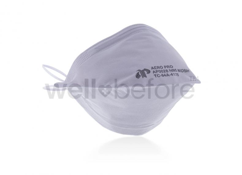 Aero Pro surgical mask AP0028 N95