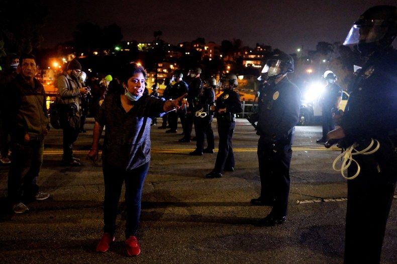 LAPD fa
