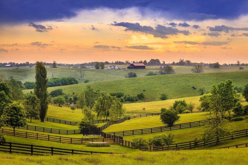 Kentucky rural