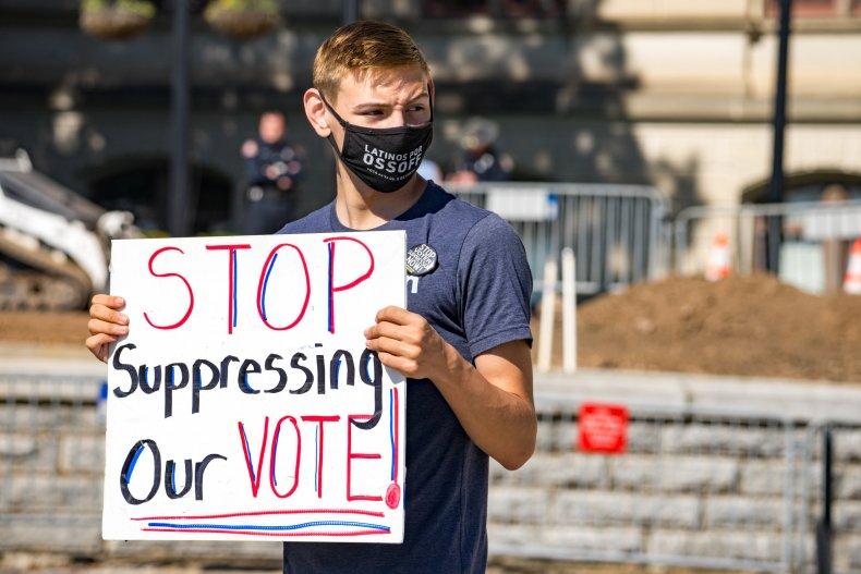 Georgia Election Bill