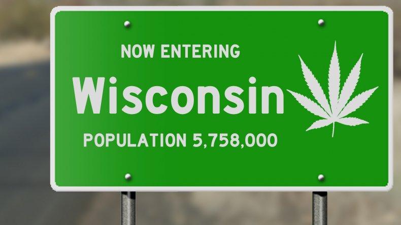 Wisconsin Milwaukee Marijuana Law Possession Legalization Evers
