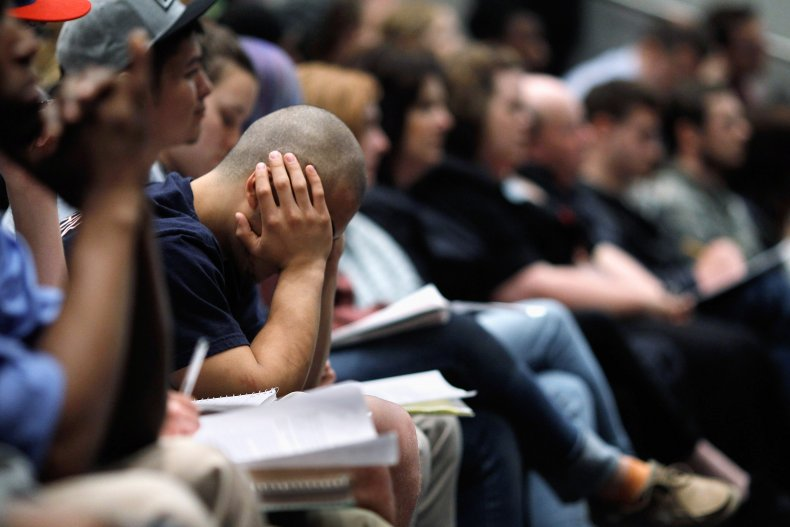 young americans anxiety depression pandemic