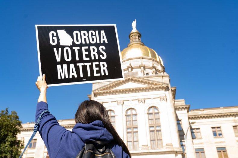 Georgia voters matter