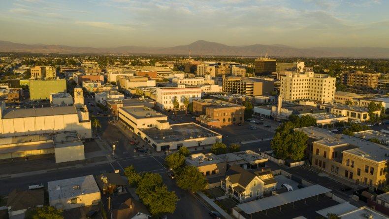 LA Bakersfield California