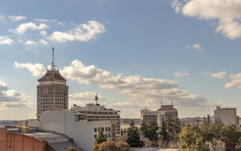 LA Fresno Califrornia