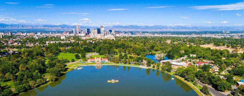 LA Denver Colorado
