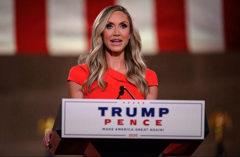 Lara Trump at Republican National Convention