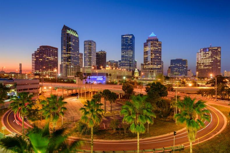 LA Tampa Florida
