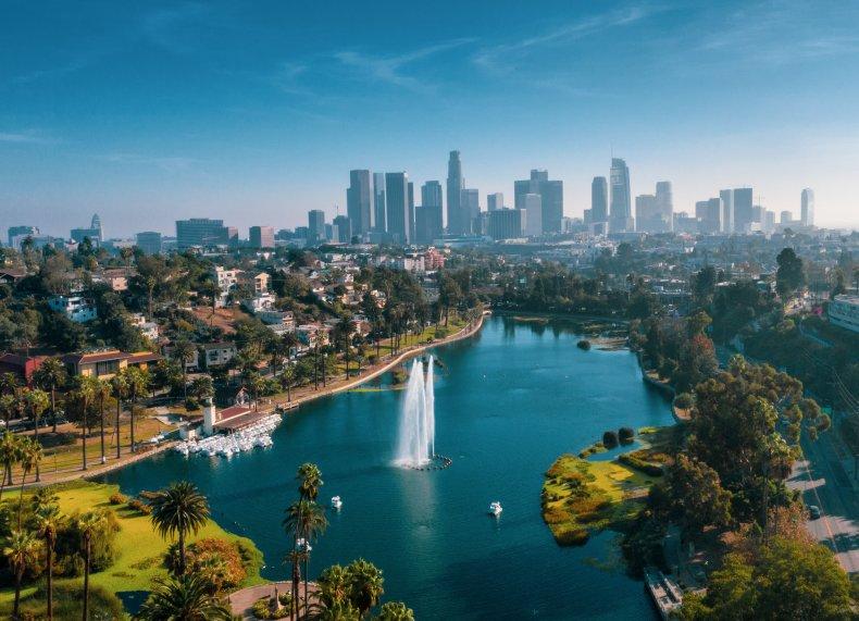LA Los Angeles California