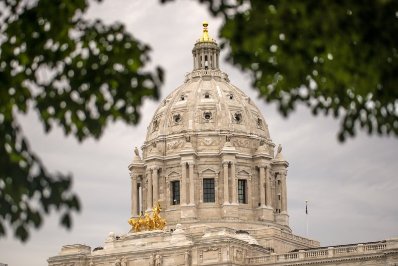 Minnesota bill would allow counties to secede