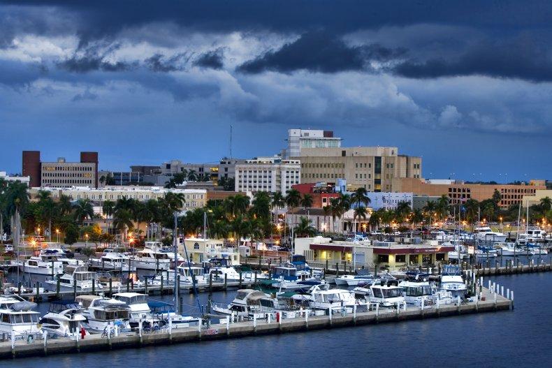 LA Fort Myers Florida