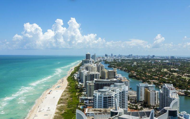 LA Miami Florida