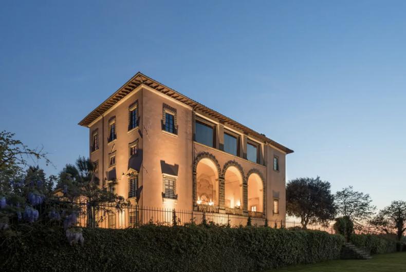 Villa Machiavelli: Florence, Italy