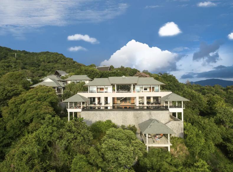 Tranquil Thai Estate: Kamala, Thailand