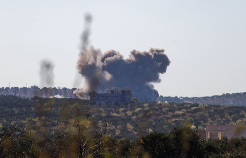 russia, syria, bomb, idlib