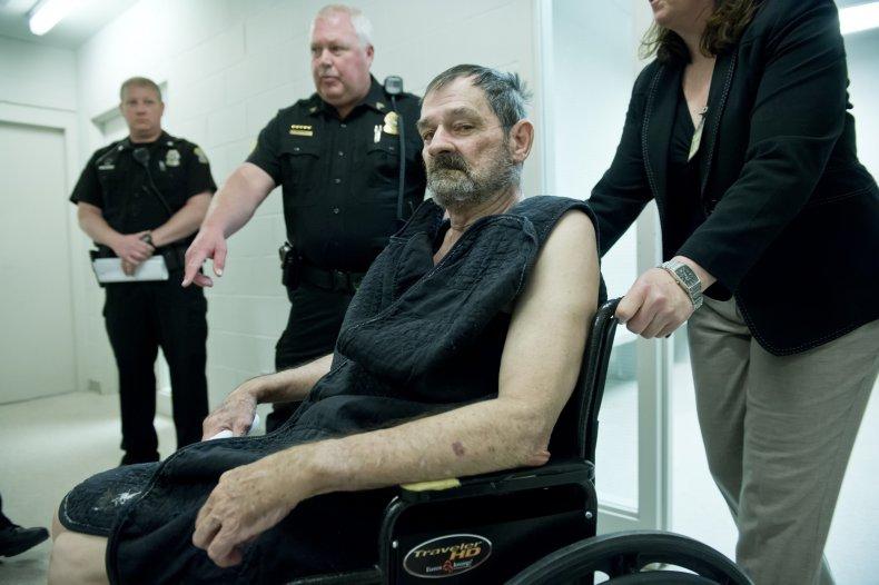 Glenn Miller Jewish white murderer death Kansas