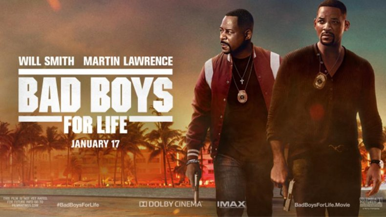2020: Bad Boys For Life