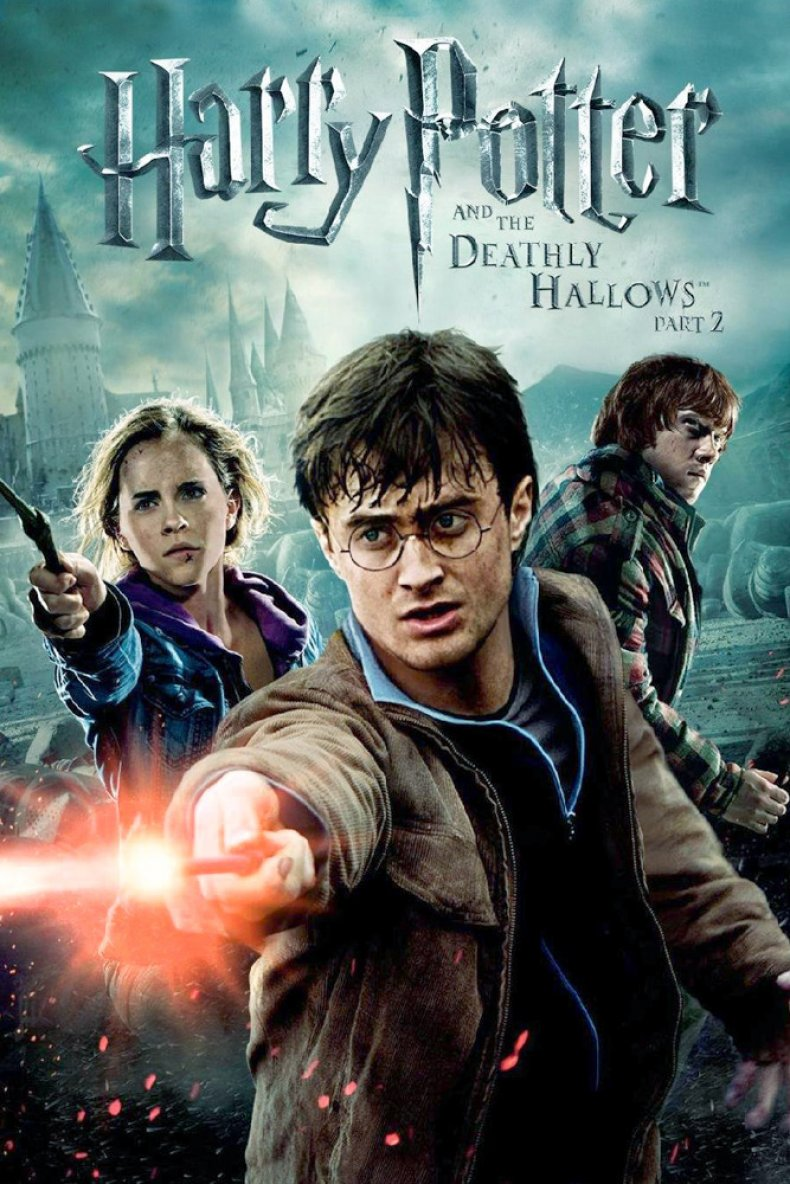Harry Potter And The Deathly Hallows II