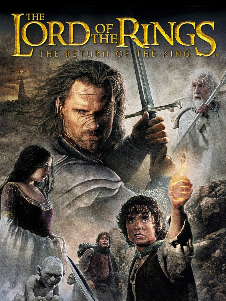 Lord of the Rings: The Return of