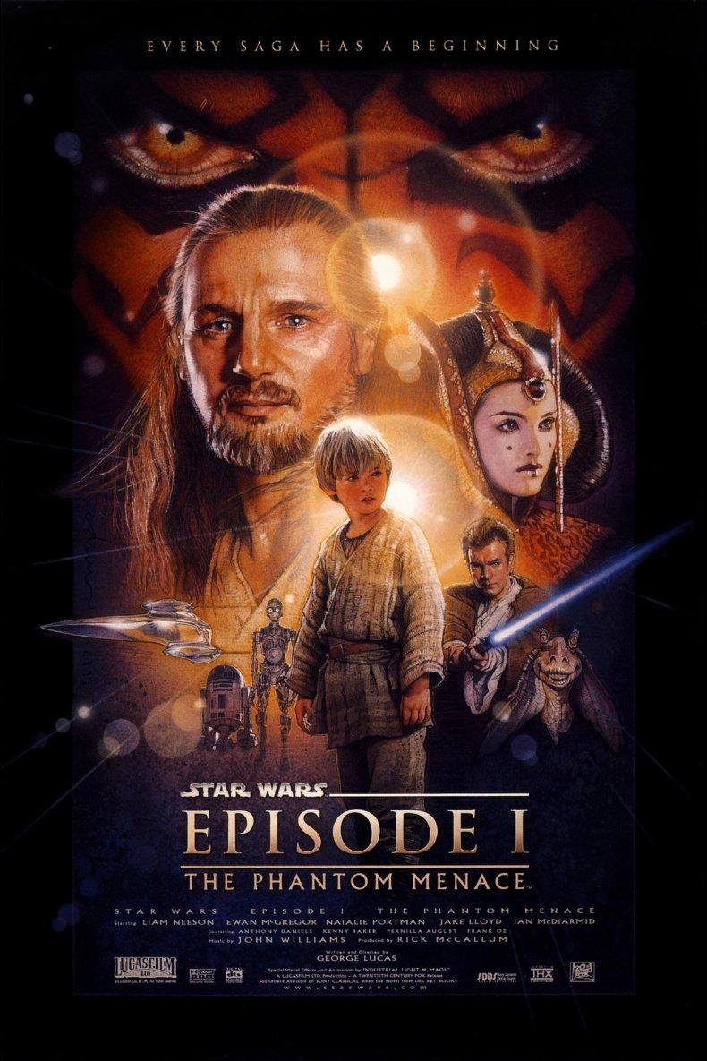 Star Wars: Episode I – Phantom Menace