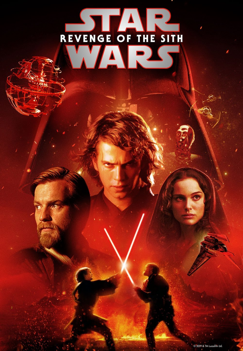 Star Wars: – Revenge Of the sith