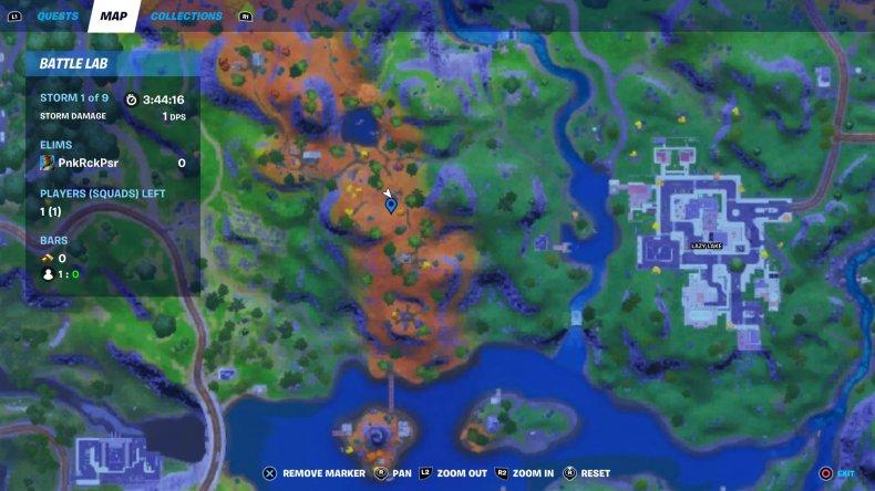 fortnite raptor dinosaur locations map 3