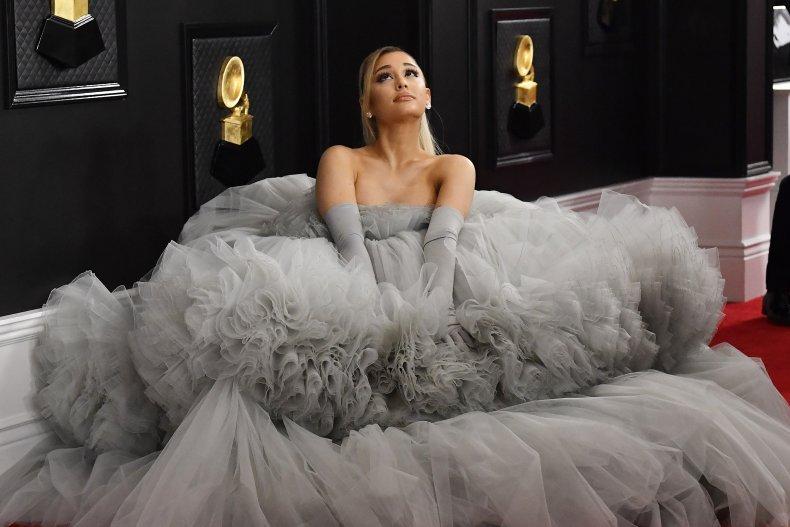 Ariana Grande Joins 'The Voice' Season 21
