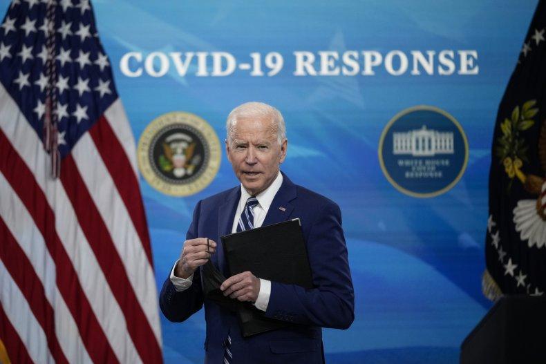 Joe Biden, Coronavirus, Vaccine