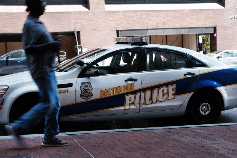 MD police